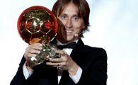 """O legenda a Barcei a rabufnit! """"Ronaldo ar fi trebuit sa castige Balonul de Aur!"""" De ce nu e Modric cel mai bun fotbalist din 2018"""