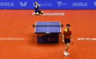 Performanta URIASA! Pustiul-minune din Romania a dat de pamant cu chinezii la Campionatul Mondial de Tenis de Masa: A facut MINGEA TURNEULUI   VIDEO