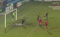 CUM sa NU incerci sa scoti o minge! Greseala HALUCINANTA a lui Cabuz cu Dinamo. Cum a marcat Hanca