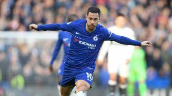 Asta ar fi transferul DECENIULUI in Europa! Anuntat la Real, Hazard poate ajunge la PSG! Cati bani pot sa-i dea?
