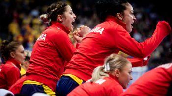 """ROMANIA - OLANDA   """"Vom da totul pe teren in urmatoarele meciuri!"""" Mesajul jucatoarelor nationalei dupa primul esec de la EHF EURO 2018"""