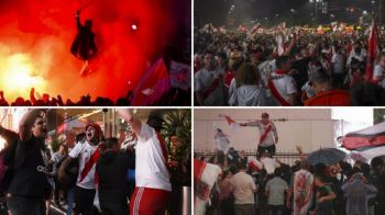 Umilinta suprema. Ce le-au pregatit fanii lui River rivalilor de la Boca, dupa victoria din finala Copa Libertadores