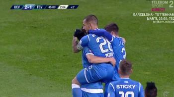 Craiova 3-1 Voluntari: Oltenii urca pe locul 3 in Liga 1! Koljic, Mitrita si Rocha aduc victoria pentru echipa lui Mangia   Sepsi 0-1 Botosani