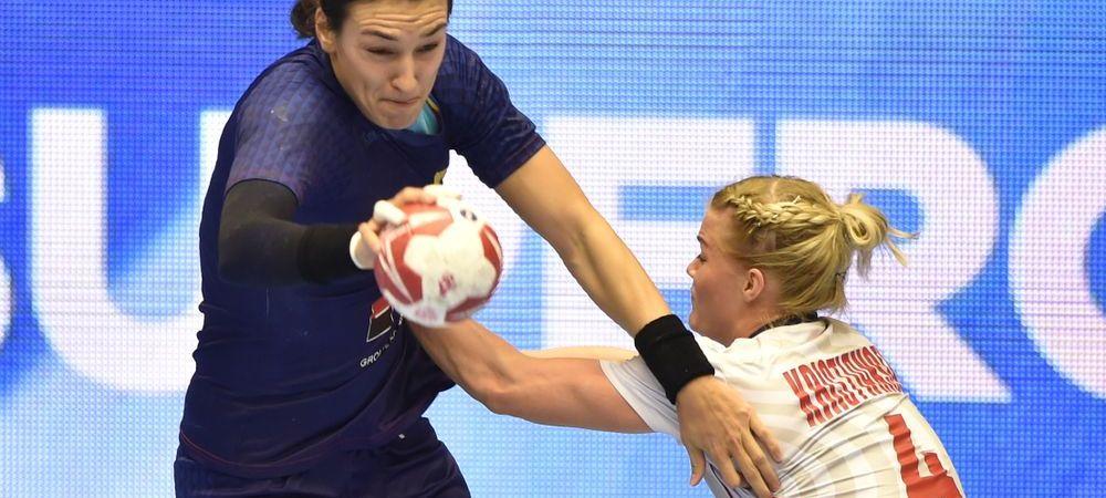Patru lucruri care trebuie imbunatatite dupa meciul cu Olanda: Ce facem cand Neagu e blocata si de ce poarta ramane incredibil de importanta