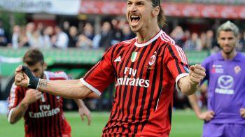 OFICIAL: AC Milan a facut anuntul despre revenirea lui Ibrahimovic! Ce se intampla cu atacantul de 37 de ani