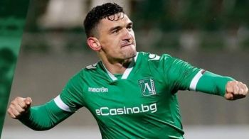 Victorie 100% romaneasca! Moti si Keseru au invins-o pe Slavia si au distantat-o pe Ludogorets in fruntea clasamentului din Bulgaria: VIDEO