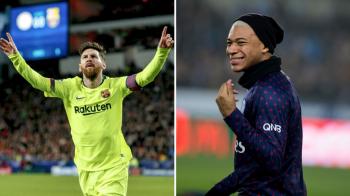 """Ce raspuns UMIL a dat Mbappe cand a fost comparat cu Messi: """"Eu? Sa fiu mai bun decat el?"""""""