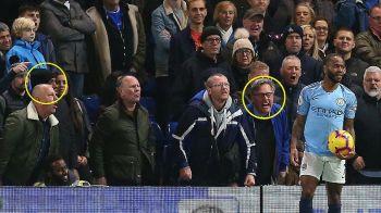 Englezii invata FRF cum se face: suporterii rasisti care l-au atacat pe Sterling, identificati! Imaginile au ajuns la politie, fanii ar putea fi arestati si interzisi