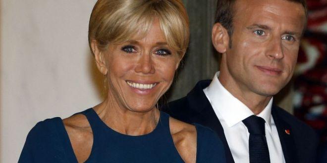 Ce salariu are Brigitte Macron, Prima Doamnă a Franței