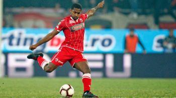 UPDATE | Dinamo si-a dat afara ambii jucatori de Mondial: Penedo si Cooper, out! Anuntul oficial facut de club