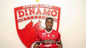 ULTIMA ORA | Dat afara de Dinamo, panamezul Cooper poate ramane in Liga I! Echipa care i-a facut imediat oferta