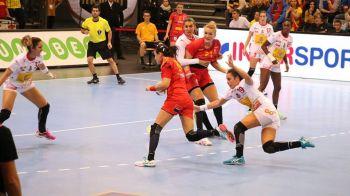 ROMANIA - SPANIA EHF EURO LIVE | ATENTIE la jucatoarele din Spania! Eliminate deja, ibericele au pierdut la ultima faza cu Olanda