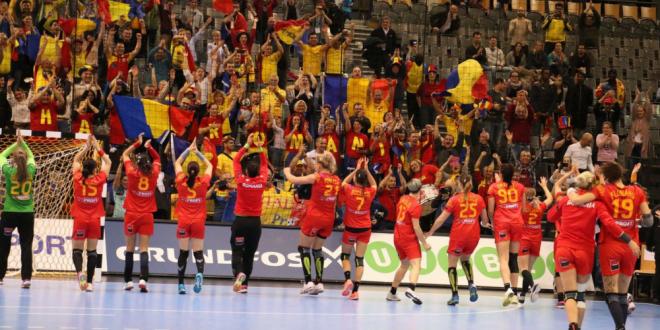 ROMANIA - SPANIA |  Am luptat impotriva tuturor!  /  Cel mai ostil arbitraj pe care l-am avut vreodata!  Romancele dau vina pe arbitre pentru nebunia cu Spania