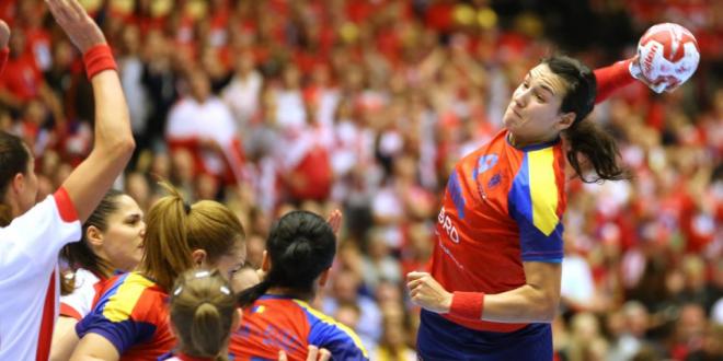 ROMANIA 27-25 SPANIA |  Jucam sa batem Ungaria! Avem emotii mari si asta se vede!  Ce le-a spus Ambros jucatoarelor cand Romania era la PAMANT in prima repriza