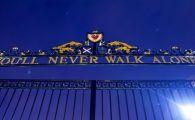 Prima oara in istoria Champions League cand imnul NU se aude dupa ce TOT stadionul a inceput sa cante! Momente incredibile inainte de Liverpool - Napoli