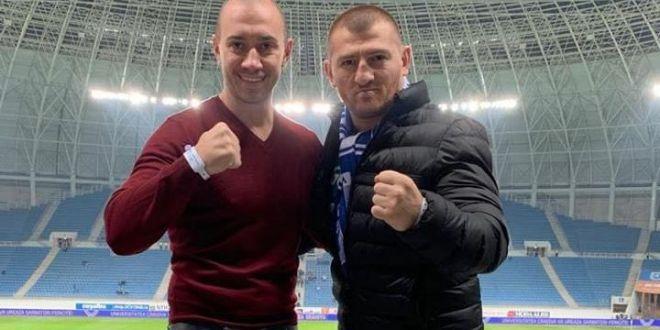 Olteanu  e frate cu moldoveanu . :) Cum a fost primit Morosanu la Craiova inaintea supergalei de vineri