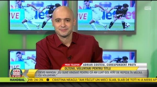 """Adi Costeiu, reporterul PRO TV aflat la Euro, despre calificarea Romaniei in semifinale: """"Avem toate sansele sa castigam meciurile cu Spania si Ungaria!"""""""