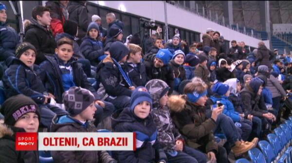 """""""Viitorul jucator al Barcelonei!"""" Craioveanu ii prevede un viitor stralucit nepotului lui Mitrita"""