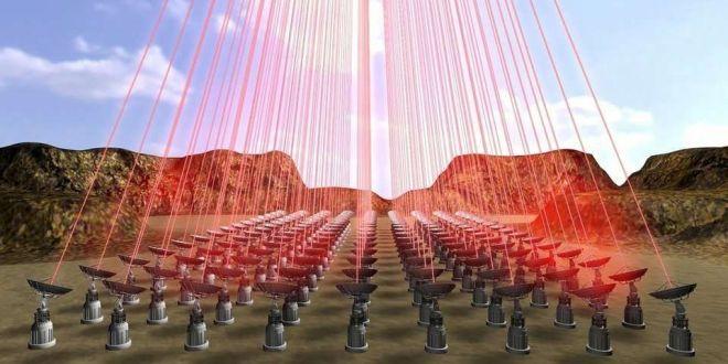 Proiect controversat! Cercetatorii vor sa construiasca un laser gigant, care poate distruge orase