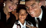 Ce surpriza i-a facut Ronaldo lui Cristiano Jr, de ziua lui! Fiul cel mare al lui CR7 a implinit 8 ani si a castigat primul sau trofeu
