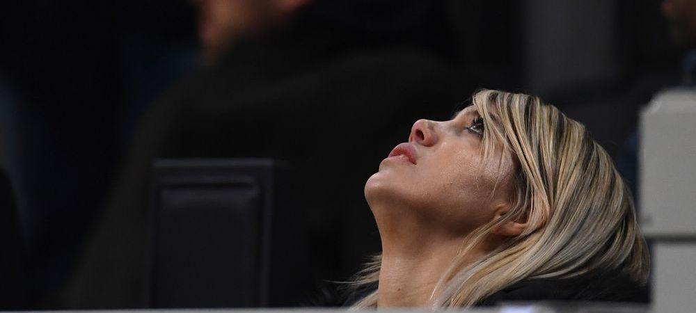 Reactia incredibila a Wandei Icardi dupa eliminarea dramatica a Interului din Champions League, la finalul unui meci in care sotul ei a marcat