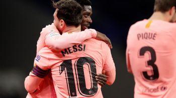 Gestul cu care Dembele i-a castigat pe Messi si Pique! Ce a facut in vestiar dupa ce a luat o amenda de peste 100.000 de euro pentru intarzierile repetate