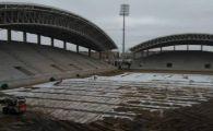 """Lucrarile la noul stadion de 14 mil. euro din Romania au fost OPRITE! Suporterii se revolta: """"Batjocura, indiferenta, mediocritate!"""" FOTO"""