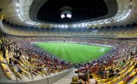 FCSB - CFR, pe National Arena! Gazonul a fost schimbat, derby-ul Romaniei se joaca pe cel mai mare stadion. FOTO