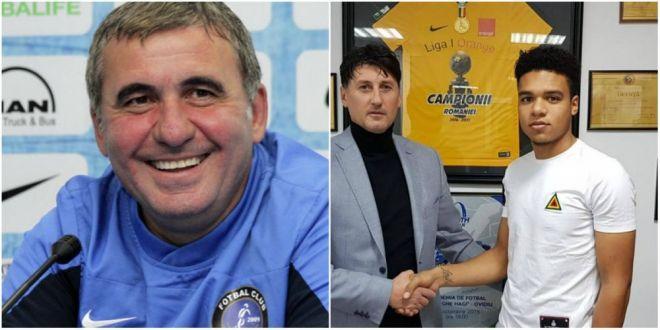 OFICIAL | A semnat pana in 2021! Lovitura data de Gica Hagi cu unul dintre cei mai buni straini din Liga I
