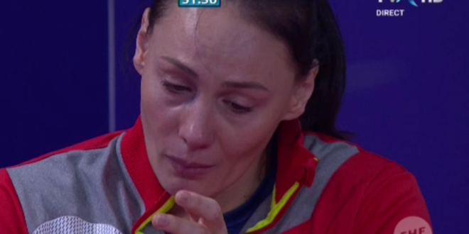 ROMANIA - UNGARIA, HANDBAL FEMININ |  Nu meritam sa ne calificam dupa cum am jucat saptamana asta!  Reactia lui Buceschi dupa infrangerea si accidentarea Cristinei Neagu