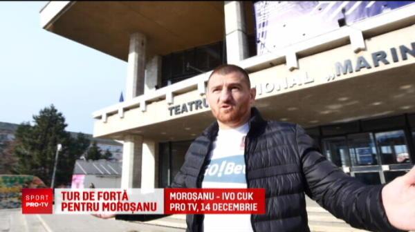 """Morosanu l-a cautat si pe Ghita prin Craiova! """"E un actor foarte bun!"""""""