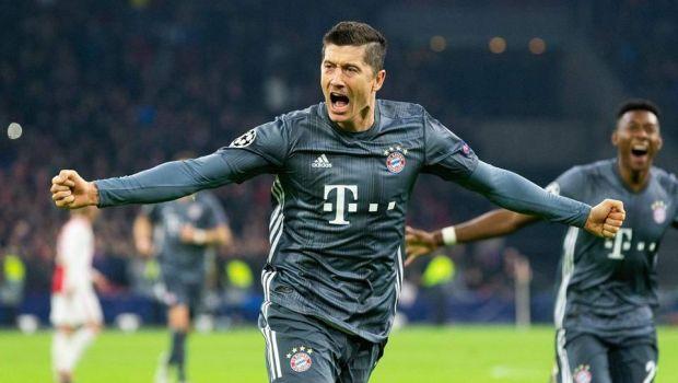 Detaliile nevazute din cel mai nebun meci al serii in Champions League, Ajax 3-3 Bayern