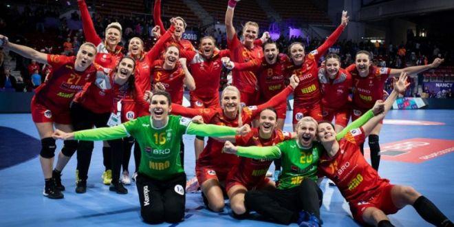 Sa ne bucuram! Suntem in semifinalele Campionatului European!  Florin Caramavrov, dupa calificarea Romaniei