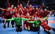 """""""Sa ne bucuram! Suntem in semifinalele Campionatului European!"""" Florin Caramavrov, dupa calificarea Romaniei"""