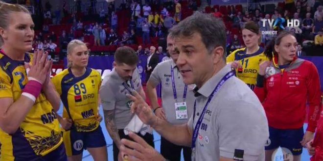 Discursul care ne-a adus calificarea! Mesajul transmis de Ambros Martin la ultimul time out al meciului:  E OK pentru noi!