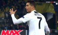 Ronaldo l-a scos din sarite pe Dybala! Portughezul a STRICAT golul sezonului in Champions League! VIDEO