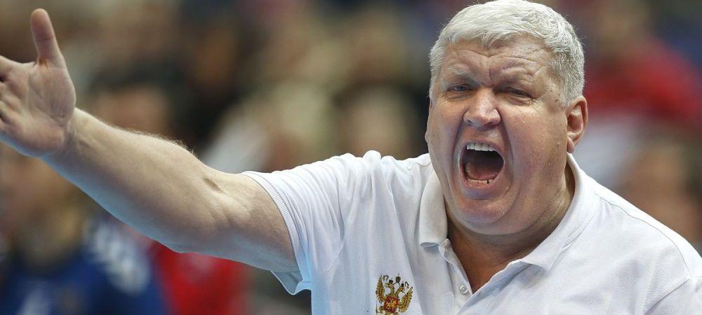 ROMANIA - RUSIA, EHF EURO | Selectionerul Rusiei a RABUFNIT inaintea semifinalei! Declaratie SOC despre jucatoarele sale