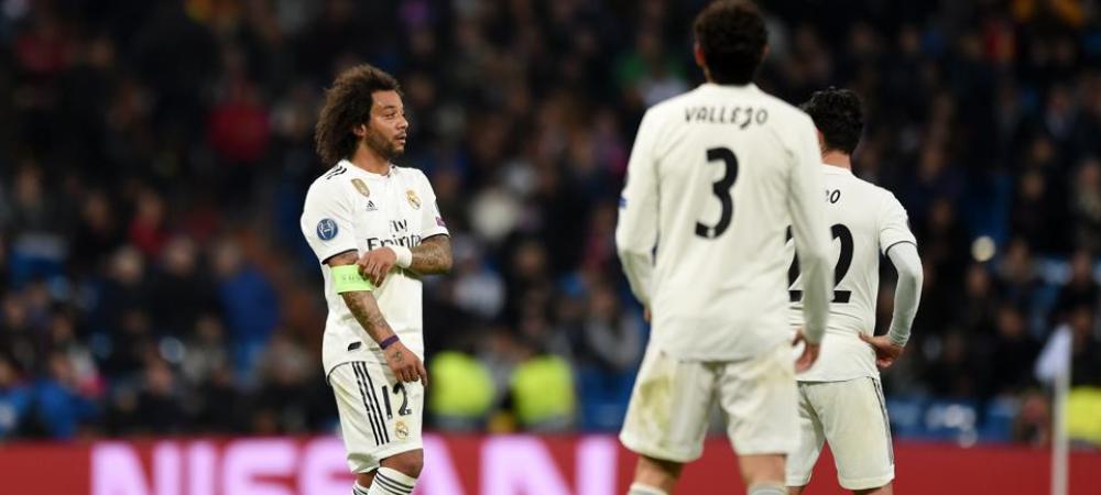 """Isco n-are leac la Real! Dezvaluirea lui Marcelo dupa meciul de aseara: """"Am incercat, dar nu stiu de ce a facut asta"""""""