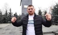 """Catalin Morosanu s-a """"molipsit"""" de la olteni: """"Le-am imprumutat limbajul!"""" :) Meciul cu Ivo Cuk este vineri in direct la Pro TV"""
