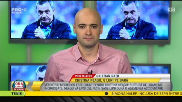 """Ratam medalia la EURO? """"Nu stiu daca vor trece peste pierderea Cristinei!"""" Ambros Martin, criticat pentru ultima decizie"""