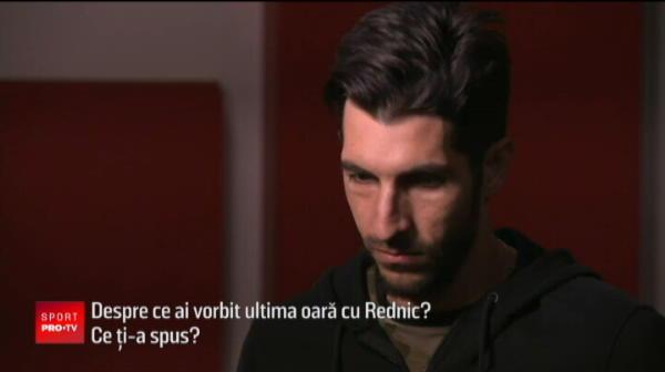 """Unde poate ajunge Penedo dupa despartirea de Dinamo si ce spune despre Rednic: """"E un mare antrenor!"""""""