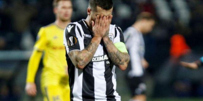 Niciodata in istoria lui PAOK nu s-a mai intamplat asa ceva! Rusine istorica pentru Lucescu jr.