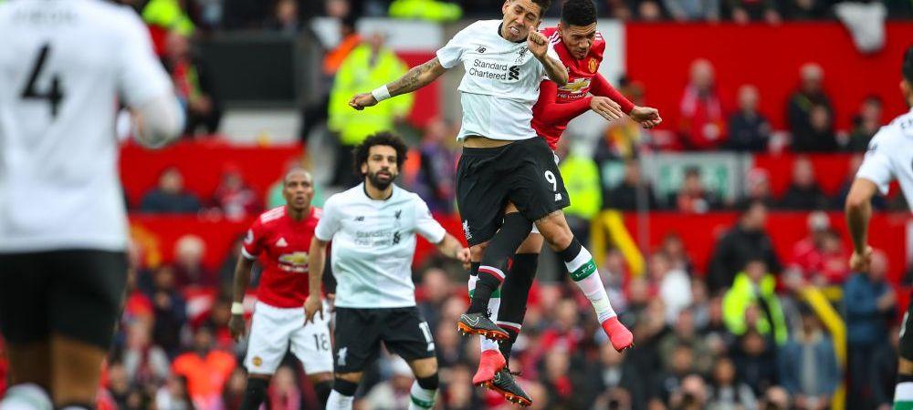 Asa ceva nu s-a mai intamplat niciodata in istoria Premier League! Anuntul facut de englezi inainte de Liverpool - Manchester United