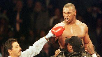 """Dezvaluirea SOCANTA a lui Mike Tyson: """"Eram DROGAT cand l-am facut KO!"""" Ce s-a intamplat la unul dintre cele mai tari meciuri din cariera"""