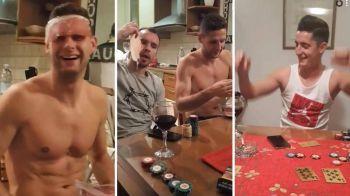 "Steliano Filip plateste scump pentru ""ORGIA"" cu alcool, poker si tigari! Cum a fost pedepsit de croati"