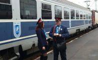 Jucatorii Craiovei au venit cu trenul la Bucuresti pentru razboiul cu Dinamo! Ce surpriza au avut in gara