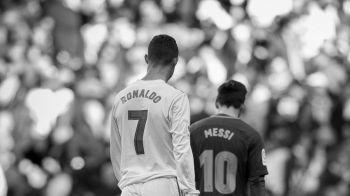 """""""Hai in Serie A!"""" Ce s-a intampla daca Messi ar accepta provocarea lui Cristiano Ronaldo! Simularea facuta de jocul Football Manager"""