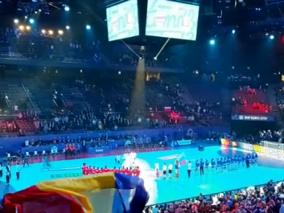 ROMANIA - RUSIA EHF EURO | Paris, pamant romanesc! la 6 luni de la performanta Simonei Halep, romanii au dominat din nou capitala Frantei!
