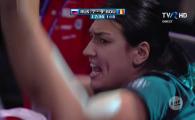 ROMANIA - RUSIA | Gestul facut de Neagu la pauza meciului cu Rusia! Nu a mai putut rezista in tribune