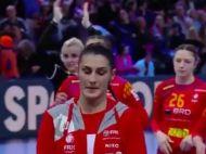 VIDEO FABULOS | Gestul superb al romancelor la finalul meciului cu Rusia: toata sala le-a aplaudat in picioare! Neagu si-a stapanit cu greu lacrimile